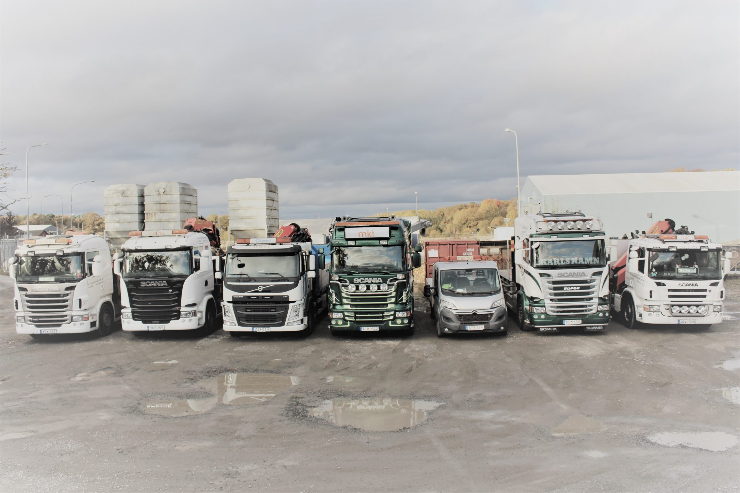 M.Karlssons Transport AB